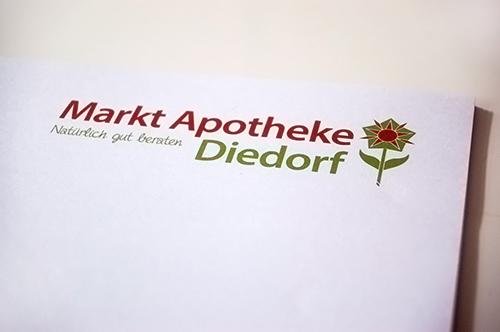 Werbeagentur Augsburg Diedorf Apotheke - Bild 1