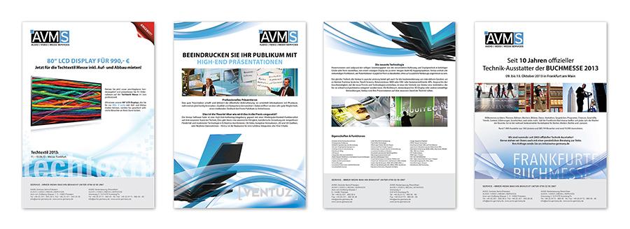 Werbeagentur Augsburg Kunde AVMS 06