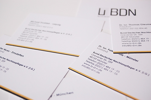 Werbeagentur Augsburg Kunde BDN - Bild 1