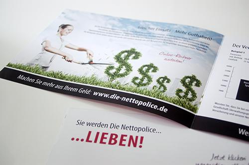 Werbeagentur Augsburg Die Nettopolice - Bild 1